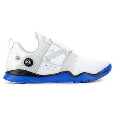 Reebok Men's ZPump Fusion TR Training White/Black/Blue Shoes V72773 NEW!
