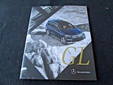 2016 Mercedes Benz GL-class Brochure GL350 GL450 GL550 GL63 AMG US Sales Catalog