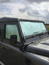Thermal Window Blind 90/110 Rear Pack of 3 Land Rover Defender NO 3rd Brakelight