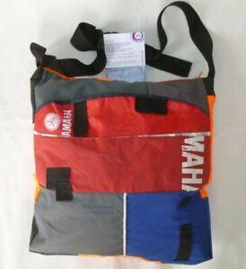 Safe Passage Bag Lesvos Solidarity Yamaha Messenger Crossbody Life Jacket