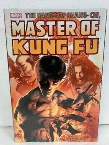 MARVEL SHANG CHI MASTER OF KUNG FU OMNIBUS VOL 3 Hardcover HC - NEW MSRP $125