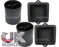 Haute Résistance Kart cadet / pédale karting Junior extensions & pieds cups / support