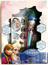 "Frozen Light Up Melody Microphone Sings ""Let It Go""- Priority Shipping Available"