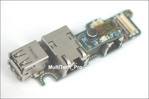 Org. Dell Latitude D630 D 630 ATG USB Netzwerk Board