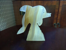 Hand Carved Onyx Stone Dolphin Figurine Sculpture Statue