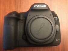 Canon EOS 5D Mark III 22.3MP Digital SLR Camera - Black W Extras