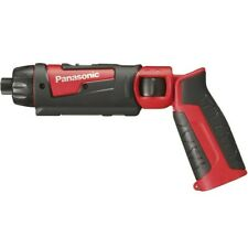 PANASONIC 7.2V Pen Type Drill Driver Body Only Red EZ7421X-R 4549077891549 Tools