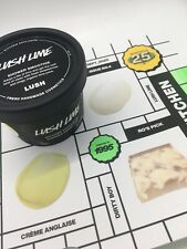 Lush Cosmetics KITCHEN August Subscription Box Lush Lime Shower Smoothie Cream