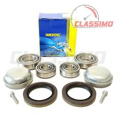 Moog Front Wheel Bearing Kit Pair for MERCEDES C-CLASS W203 W204 - 2000 to 2014