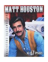 Matt Houston DVD THE COMPLETE COLLECTION