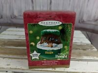 Hallmark disney bambi discovers winter magic xmas ornament keepsake