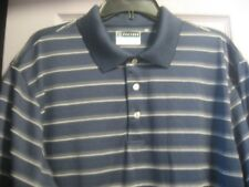 MENS GOLF POLO SHIRT BY PGA TOUR AIRFLUX  SIZE XL NEW!