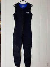NRS Farmer Jane Women's Paddle Wetsuit Black & Blue Neoprene X-Large