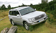 Toyota Land Cruiser Amazon J100 Owners Users Manual 1998 - 2007 - Read