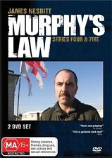 Murphy's Law : Series 4-5 (DVD, 2010, 2-Disc Set)