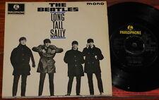 The Beatles ~ largo Sally ~ Reino Unido 4-pista y/b Parlophone EP 1964 ~ 1/1 primera prensa