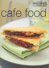 Women's Weekly Mini Cookbook CAFE FOOD Fantastic Recipes
