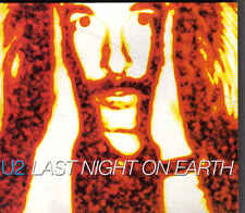 U2-Last Night On Earth cd maxi single digipack