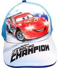 Kids Cars Baseball Cap Hat Disney Pixar Girls Boys Lightning McQueen Gift