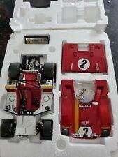 Rare - Mario Andretti, Jacky Ickx Ferrari 312PB  1972 Daytona 24 hr.