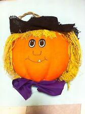 + decorazione zucca Halloween horror carnevale per vetrine o arredamento festa
