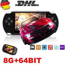 PSP 8G Handheld Spielkonsole 10000 Spiele MP4 Kamera Video Game Consoles DHL