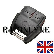 For Vauxhall Opel Vectra Astra Omega 3 Button Remote Key Fob Case repair A47