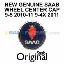 NEW GENUINE SAAB 9-5 10-11 9-4x WHEEL CENTER CAP OEM SAAB 9597488