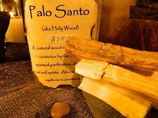 Palo Santo - 6 palos de forma sostenible cosechada ecuatoriano Palo Santo.