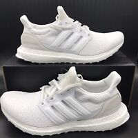 [FW4904] Adidas Ultra Boost 4.0 DNA 'Cloud White Grey One' Running Sneakers