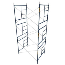 MetalTech Scaffolding Towers 7 ft. x 5 ft. x 5 ft. Weather Resistant (Set of 3)