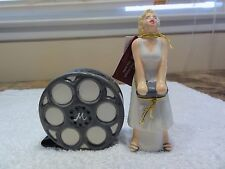 Marilyn Monroe Salt & Pepper Shakers -- Beautiful Set With Box