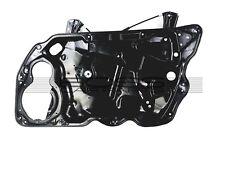 VW PASSAT 2010> FRONT RIGHT POWER WINDOW REGULATOR W/O MOTOR 95D1PSG2