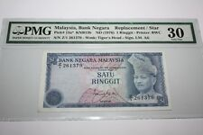 (PL) NEW: $ 1 Z/1 261379 PMG 30 ISMAIL ALI 3RD SERIES REPLACEMENT NOTE - RARE