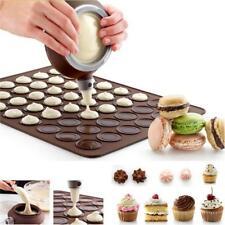 Macaron Muffin Cream Cake Silicone 4 Nozzle Decorating Pen Kit Set Baking Pastry
