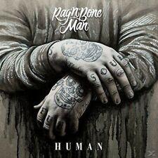 RAG'N'BONE MAN - HUMAN   CD SINGLE NEW+