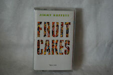 JIMMY BUFFETT FRUIT CAKES cassette brand new still seal