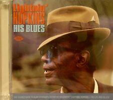 LIGHTNIN' HOPKINS 'His Blues' - 2CD Set on ACE