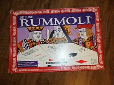 Deluxe Rummoli Open Box Unplayed