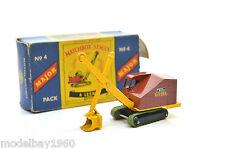 Matchbox M4 ruston bucyrus pelle