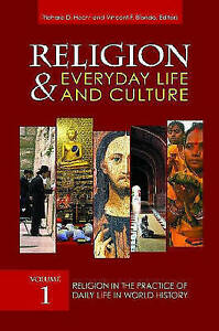 Religion and Everyday Life and Culture, New,  Book