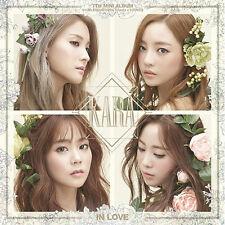 K-pop KARA - IN LOVE (7th Mini Album) (KARA07MN)