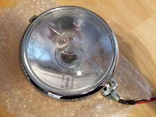 """Marchal 672/682  fog lamp 5"""" chrome ring"""