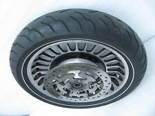 """Harley 17"""" x 3.00"""" Knuckles Front Wheel & Tire Touring Ultra Classic #8888"""