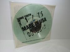 Sonic Youth: Made In USA LP Vinyl New and Sealed