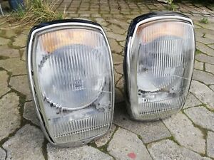 Mercedes W114/W115 200 220 240 280 E C CE Coupe HELLA Euro H4 Headlights Fog