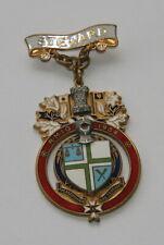 Masonic RMIG 1954 Festival Breast Jewel ( STFH)