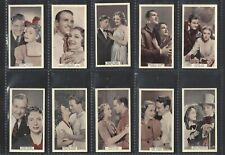 WIX (A & M) - FILM FAVOURITES, 3RD - FULL SET OF 100 CARDS