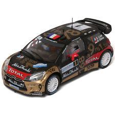 Coche Scalextric Citroen DS3 WRC Loeb Coche SCX Slot Car 1/32 A10208