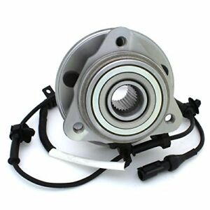 New Front Wheel Hub and Bearing Assembly Left or Right with Warranty 515003